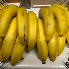 バナナ/夜ご飯 今日はめっちゃ暑かったぁ~💦  久しぶり…(2枚目)