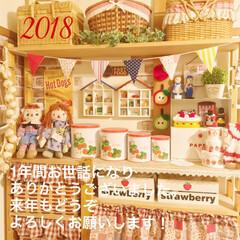 来年もよろしくお願いします/2018年ありがとう♡/ラガディ アン&アンディ/アメリカンカントリー雑貨/アメリカンカントリー/2018/... 今年は、憧れの雑誌「私のカントリー」に初…
