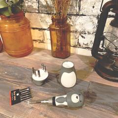 工具/bearpapa/DIY/雑貨/住まい/暮らし/... Bear Papaの工具になった姿が見た…