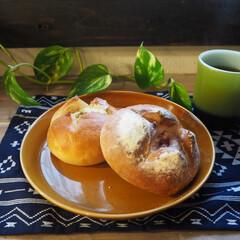 カフェ風インテリア/おうちカフェ/アイデア投稿もしています/インスタグラムやってます/ブログ書いてます/うららかものづくりCafe/... おはようございます!  昨日のお昼。  …