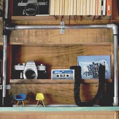 パレット/棚/インテリア/DIY/雑貨 ツイッターの壁紙(?)にしてるのと同じ画…