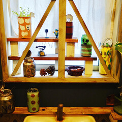 ミルクペイント/ターナー色彩/フォロー大歓迎/コメントはお気遣いなく/リメ缶/リノベーション/... こんにちは。 子供と一緒に作ったリメ缶を…