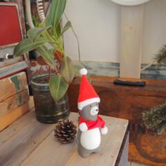 bearpapa/工具/クリスマス2019/リミアの冬暮らし/DIY/雑貨/... 今日から12月。 我が家もツリーに昨日飾…