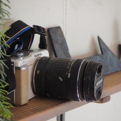 アイデア投稿もしています/インスタグラムやってます/ブログ書いてます/うららかものづくりCafe/カメラ/DIY/... 愛用カメラのうちの1つです。 ブログやS…