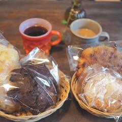 マグカップ キントー KINTO スローコーヒースタイル マグ 400ml グレー Slow Coffee Style | キントー(マグカップ)を使ったクチコミ「連休最終日、皆さまいかがお過ごしでしょう…」
