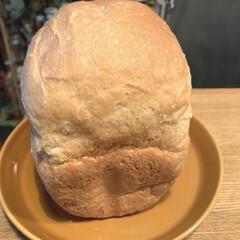 ホームベーカリー/食パン/リミアな暮らし/キッチン収納/キッチン/住まい/... 今朝はホームベーカリーがいい仕事をしてく…