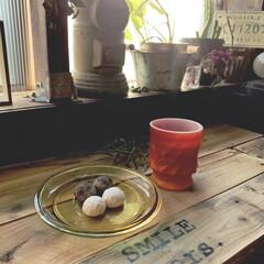 カフェタイム/おうちカフェ/アイデア投稿もしています/インスタグラムやってます/ブログ書いてます/うららかものづくりCafe/... 数日前のおうちカフェターイム。 スターバ…