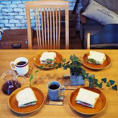 食器/インテリア/グルメ/雑貨/ニトリ/住まい/... 最近、ニトリでキャメルのお皿を購入しまし…