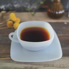 キッチン雑貨/食器/コーヒーカップ/カフェ風インテリア/カウンター/ドライフラワー/... ファイヤーキング のカップアンドソーサー…