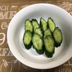 きゅうり/ヨーグルト味噌/夏野菜/フード 野菜の中でもきゅうりが大好き♪ ヨーグル…