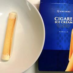 アイスクリーム/フード/スイーツ ヨックモックのアイスクリーム♪ 美味しい…
