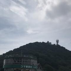 「山の日、筑波山に登りました。っと言っても…」(2枚目)