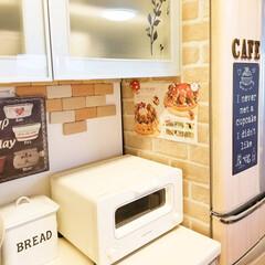 バルミューダ ザ・トースター BALMUDA The Toaster K01E-KG(ブラック) | BALMUDA(トースター)を使ったクチコミ「我が家のバルミューダ君。 今日も元気に働…」