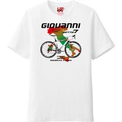 UT me/オリジナルTシャツ/UNIQLO/ファッション UNIQLOのUTmeで自作のTシャツ。…(4枚目)