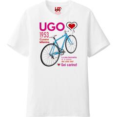 UT me/オリジナルTシャツ/UNIQLO/ファッション UNIQLOのUTmeで自作のTシャツ。…(5枚目)