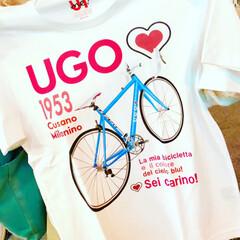 UT me/オリジナルTシャツ/UNIQLO/ファッション UNIQLOのUTmeで自作のTシャツ。…(3枚目)