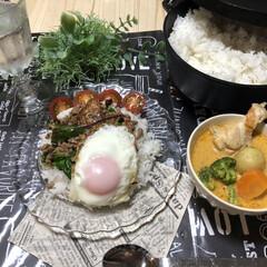 タイ料理 先日のタイ料理教室で 教わったレシピで …