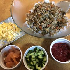 料理/ひな祭り/お弁当のおかず&便利グッズ 本日のお弁当♪(2枚目)