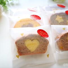 親子クッキング/お菓子作り/型抜き/パウンドケーキ/ホワイトデー/スイーツ/...  〈 White day 〉  娘ちゃん…