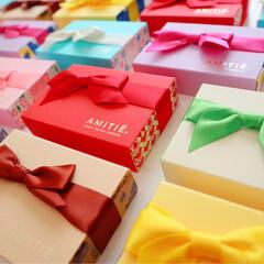 パケ買い/チョコレート/モロゾフ/友チョコ/バレンタイン/バレンタインデー/...  見ているだけで Happy な 気持ち…