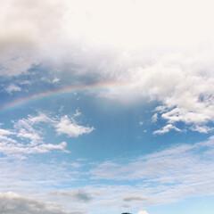 風景/虹 今日はついていないことばかり😞 せっかく…
