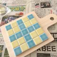 なべ敷き/雑貨/ハンドメイド/100均/ダイソー/セリア (8枚目)