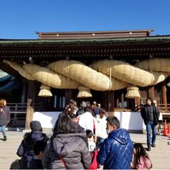 嵐/パワー/神社/光の道/フォロー大歓迎       ⛩宮地嶽神社⛩  別名  「…