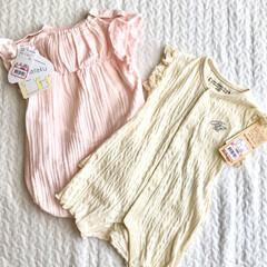 プチプラコーデ/プチプラファッション/プチプラ/birthday/赤ちゃん/ベビー服/... Birthdayで購入した、ベビー服👶🍼…
