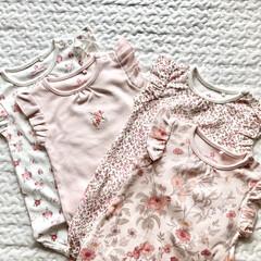 赤ちゃんのいる暮らし/赤ちゃん/ロンパース/ベビー服/ベビーファッション/ベビー ネクストベビーのロンパースを購入しました…(1枚目)