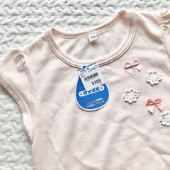 ファッション/プチプラコーデ/西松屋/キッズファッション/キッズコーデ/最近のコーデ 西松屋セールの戦利品🎶  Tシャツは39…(2枚目)