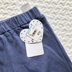 ファッション/プチプラコーデ/西松屋/キッズファッション/キッズコーデ/最近のコーデ 西松屋セールの戦利品🎶  Tシャツは39…(4枚目)