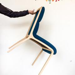 アンシャンテタナカ/福井県/座り心地/軽量/椅子 /チェア/... 見た目も重要ですが、ここちが重要だと思い…
