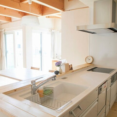 注文住宅/住まい/一戸建て/キッチン/リビング/収納/... 一級建築士のT様自ら設計されたお住まい。…
