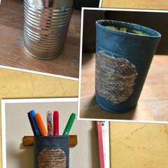 壁掛け/オシャレ雑貨/ペン立て/ハンドメイド/DIY/インテリア/... 壁掛けペン立て