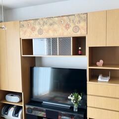 オーダー家具/壁面収納/家具/オリジナル家具/インテリア/住まい/... お客様宅のリビング壁面収納アドバイスを行…