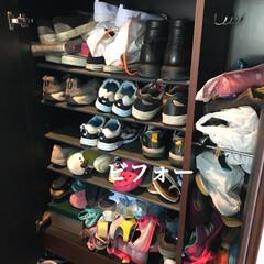 整理収納アドバイザー/整理/下駄箱収納/靴箱収納/靴箱/下駄箱/... お客様宅の眠っていた玄関収納をお片付け。…