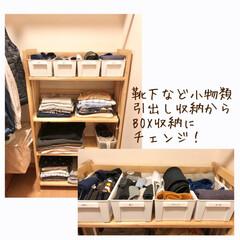 整理収納アドバイザーバービースタイル/衣類収納/畳む/掛ける収納/クローゼット/クローゼット収納/... クローゼットのお片付け作業   片側に掛…(4枚目)