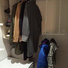 整理収納アドバイザー/子どもの片づけ/衣類収納/つっぱり棒/クローゼット/100均/... 子どもの衣類収納は 子どもの手が届く位置…