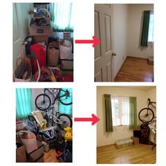 シンプルな暮らし/開かずの間/物置部屋/断捨離/収納/住まい/... 今までは気が重かったというお部屋でしたが…
