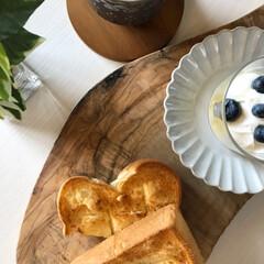 簡単レシピ/レシピ/おうちカフェ/食パン/食パンレシピ 子どもがネットを見て作ったメロンパン風ト…