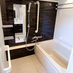お風呂/風呂/バス/浴室/ユニットバス ユニットバスはTOTOのリモデルバスを採…