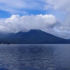 支笏湖/北海道/トラベル/旅行/おでかけ/夏の思い出 支笏湖が近いのでカヤック🚣🏻♀️ 涼し…