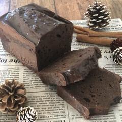 バレンタインレシピ/バレンタインラッピング/バレンタイン/バレンタイン2020 バレンタインレシピ♡濃厚チョコケーキ  …