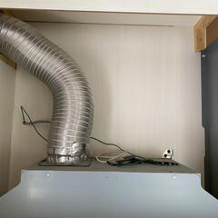 キッチン/リクシル/換気扇掃除/換気扇カバー/換気扇/ゴキブリの侵入/... キッチンの換気扇の中って、、、どうなって…