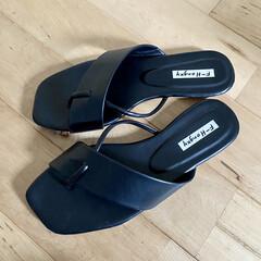 プチプラファッション/サンダル/qoo10/夏対策/夏ファッション Qoo10のプチプラサンダル♪ 外反母趾…