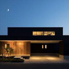 ガレージハウス/ホームシアター/吹き抜け 延岡の家