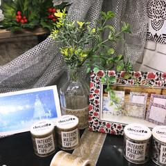 デコ/リノベーション/クリスマス/マスキングテープ/島忠ホームズ小平店