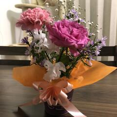 記念日?/我が家のテーブル/暮らし 11月22日。イイ夫婦の日🥰 今年もやっ…