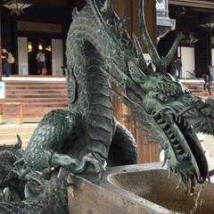 御朱印/京都の旅/⛩巡り/女2人旅 先週末、ネイリストのお友達と京都の⛩巡り…(6枚目)