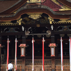 御朱印/京都の旅/⛩巡り/女2人旅 先週末、ネイリストのお友達と京都の⛩巡り…(5枚目)
